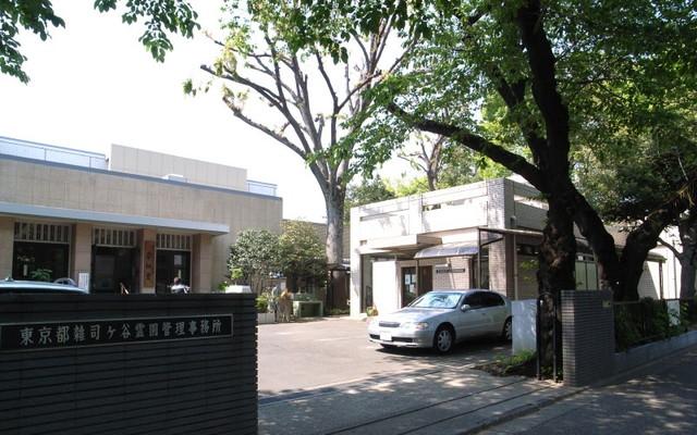 都立 雑司ヶ谷霊園の画像6