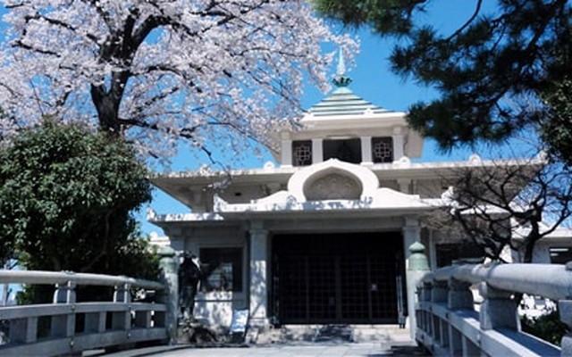 築地本願寺和田堀廟所の画像1