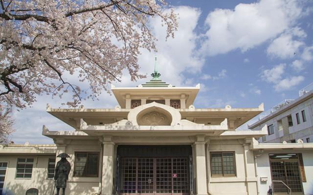 築地本願寺和田堀廟所の画像2