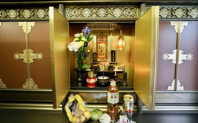 真清浄寺「神楽坂霊廟」の画像2
