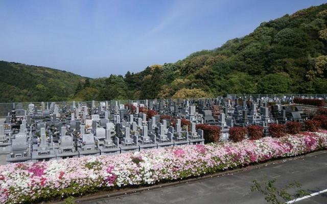 百合ヶ丘霊園の画像2