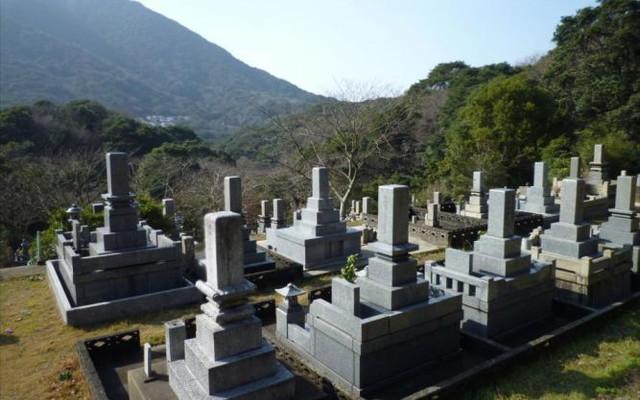 北九州市立城山霊園の画像1