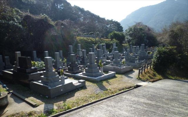北九州市立城山霊園の画像2