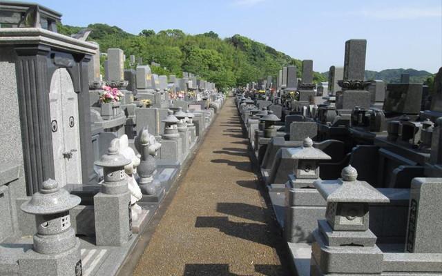 福岡市立三日月山霊園の画像4