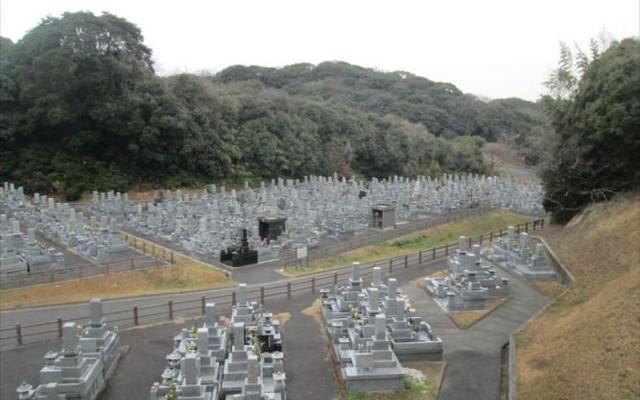 北九州市立本城霊園の画像1