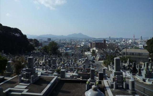 北九州市立足立霊園の画像1