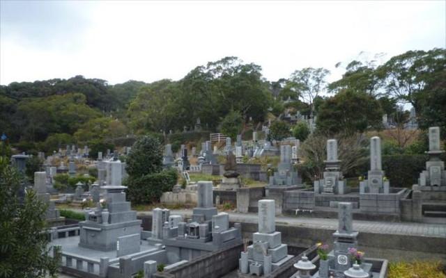 北九州市立中原霊園の画像1