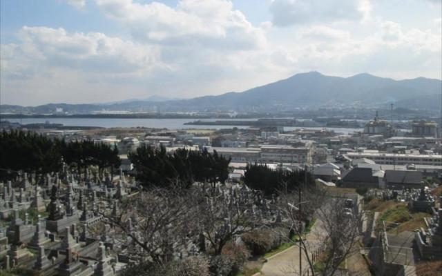 北九州市立藤ノ木霊園の画像1