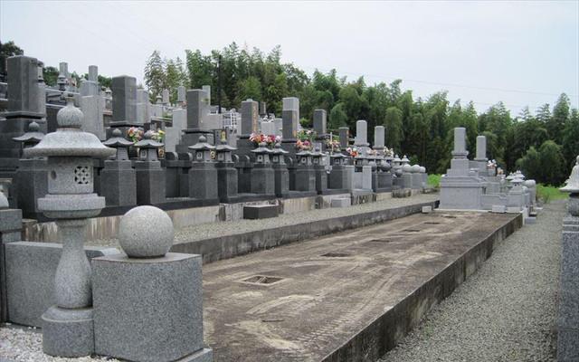 陽光台公園墓地の画像2