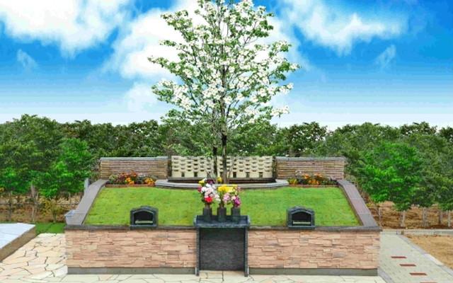 墓地公園ならしのガーデンパークの画像5