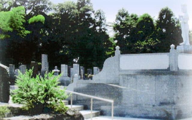 法王寺墓苑の画像1