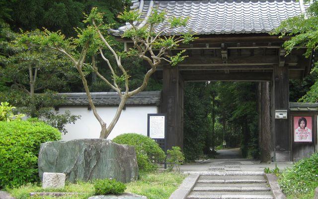正傅寺墓苑の画像1
