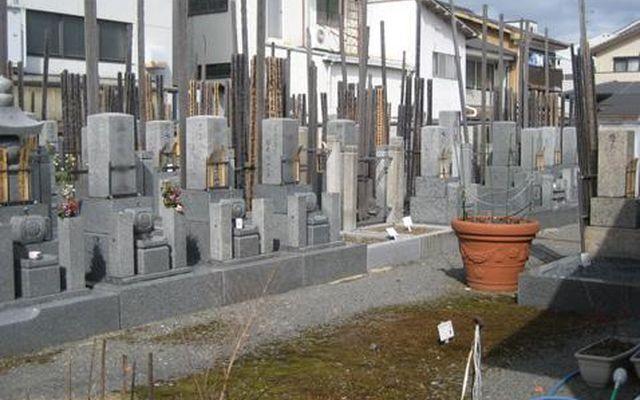 慈詮院墓苑の画像2