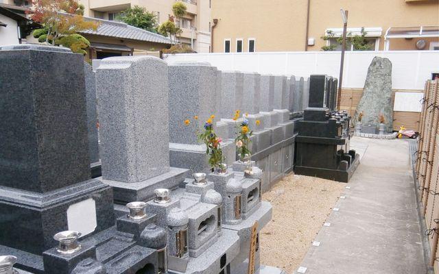 壽法寺墓地の画像2