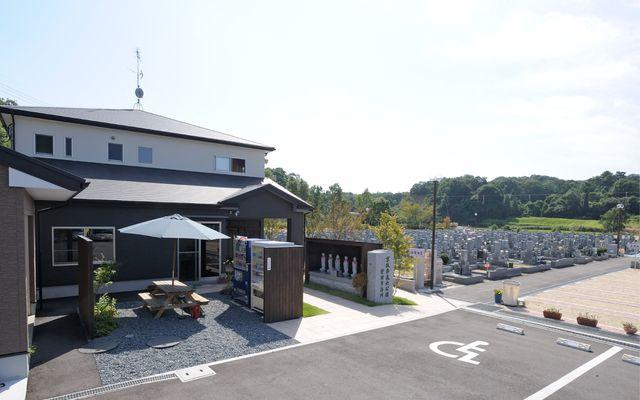 京阪奈墓地公園の画像4