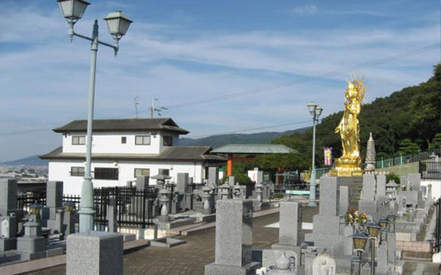 信貴山大窪寺の画像1