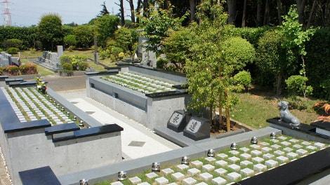 船橋メルヘンパーク樹木葬墓地「こころの樹」の画像1