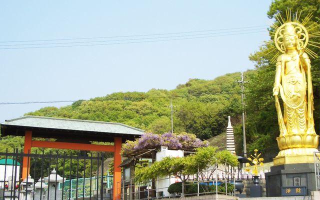 信貴山大窪寺の画像3