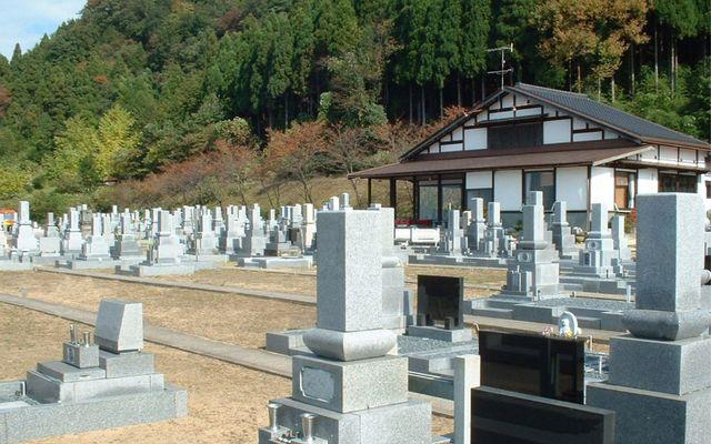 白山霊園の画像1