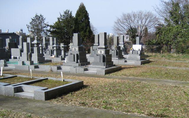最勝寺墓苑の画像1
