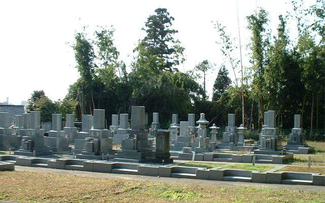 最勝寺墓苑の画像3