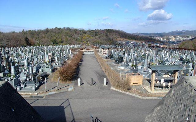春雨墓苑の画像3