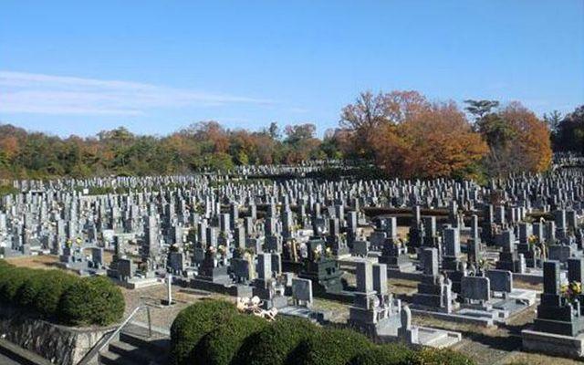 旭平和墓園の画像1