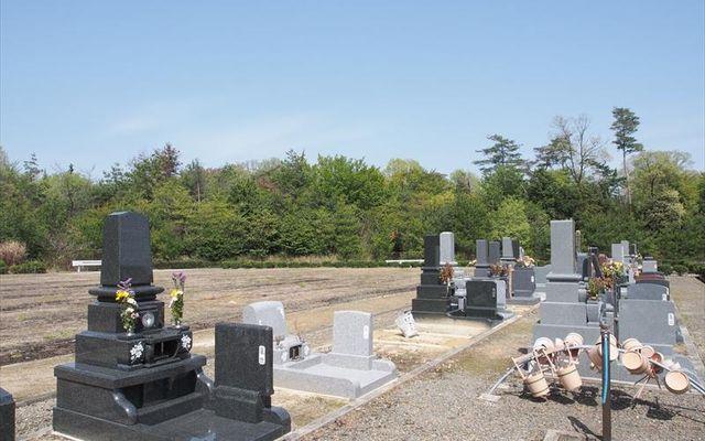 旭平和墓園の画像2