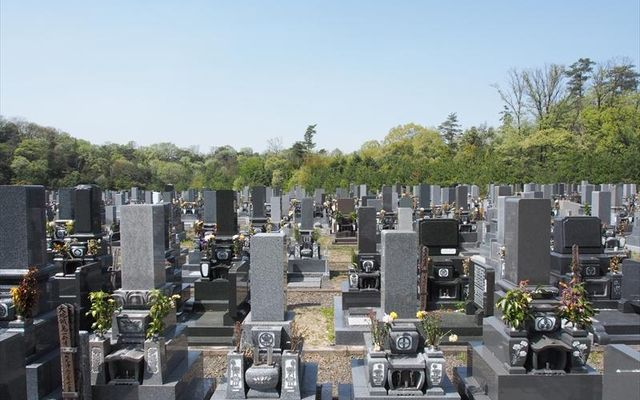 旭平和墓園の画像4