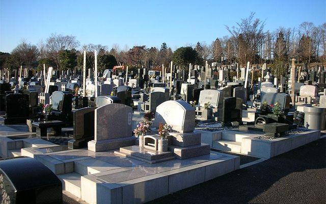 前橋市 嶺公園墓地の画像1