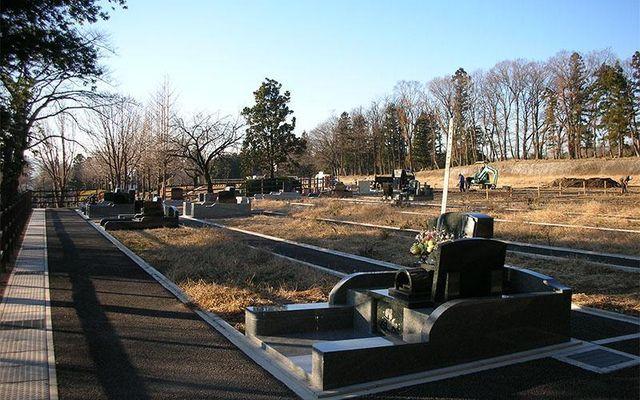 前橋市 嶺公園墓地の画像3