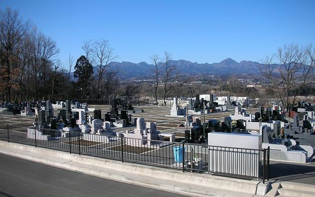 高崎市 八幡霊園の画像1