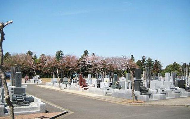 筑波茎崎霊園の画像1