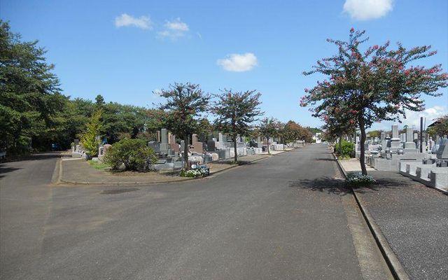 筑波茎崎霊園の画像3