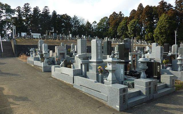 ひたちなか市営 高野墓地の画像2