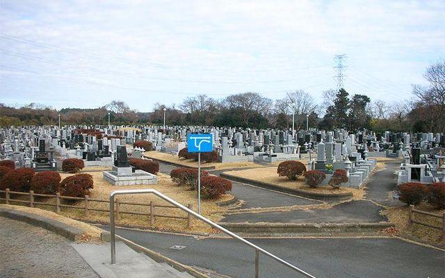 ひたちなか市営 高野墓地の画像3