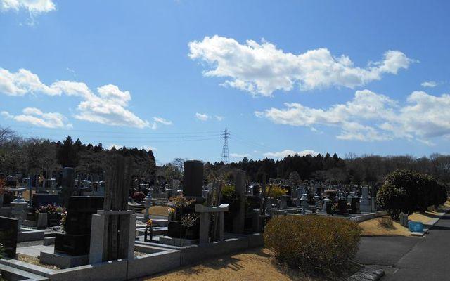 水戸市営浜見台霊園の画像2