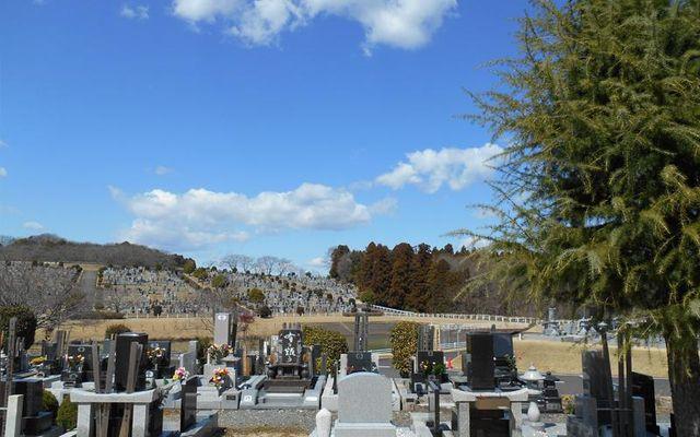 水戸市営浜見台霊園の画像3