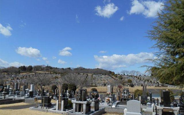 水戸市営浜見台霊園の画像4