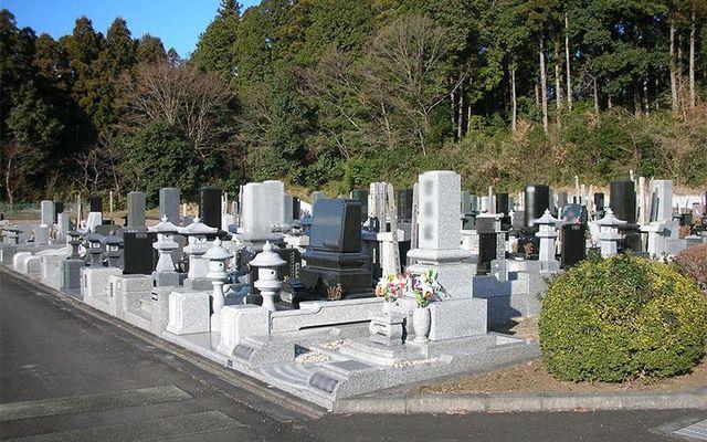 那珂市営 福ヶ平霊園の画像2
