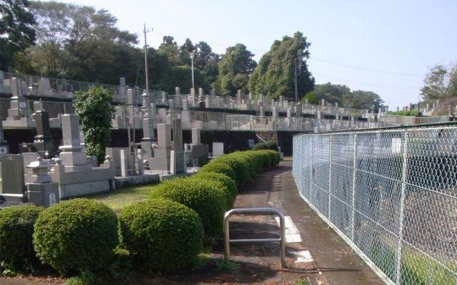 常総市営神子女霊園の画像1