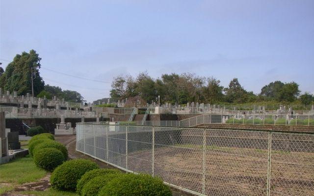 常総市営神子女霊園の画像2