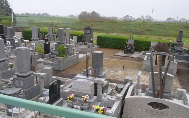 常総市営神子女霊園の画像3