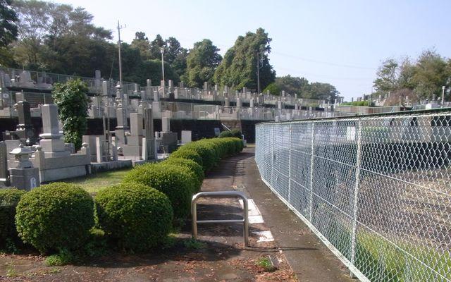 常総市営神子女霊園の画像5