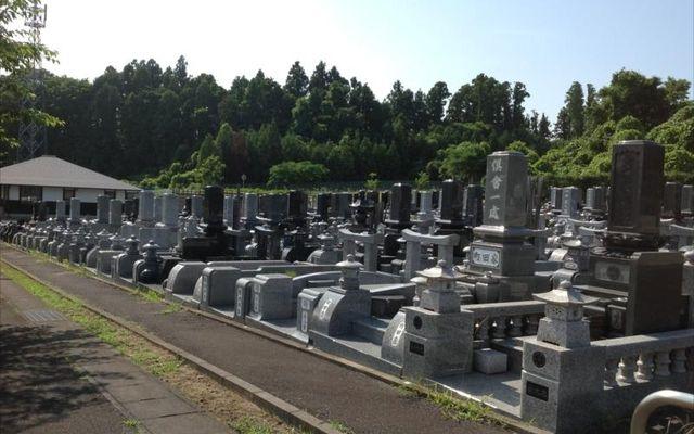 東海村公園墓地 須和間霊園の画像2