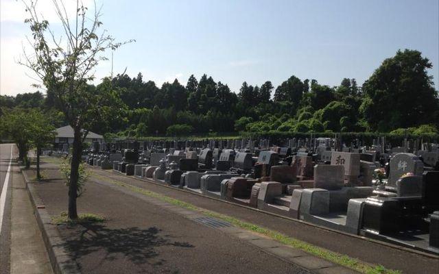 東海村公園墓地 須和間霊園の画像3