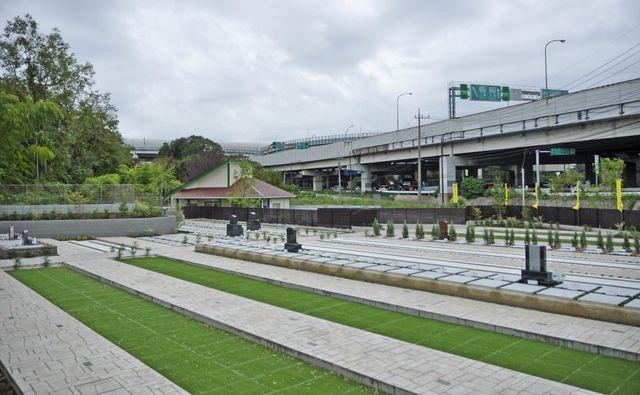 川口中央霊園の画像1