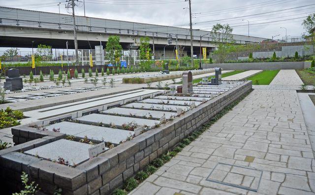 川口中央霊園の画像2