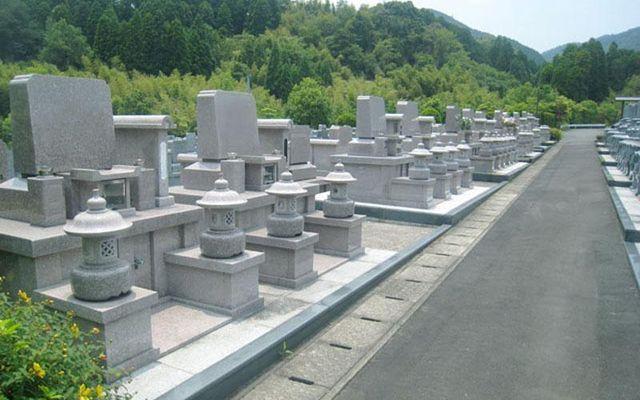 やすらぎ霊園 竹中墓地の画像2