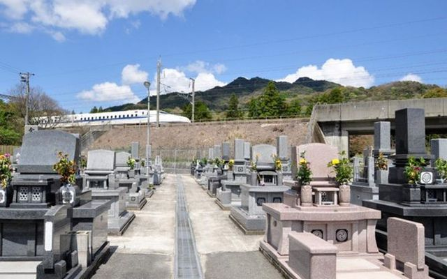 防府東墓苑の画像1